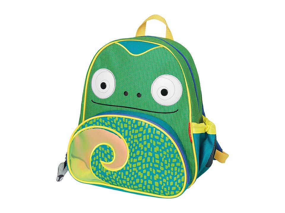 Skip Hop - Zoo Pack Backpack (Chameleon) Backpack Bags