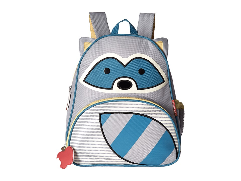Skip Hop - Zoo Pack Backpack (Raccoon) Backpack Bags