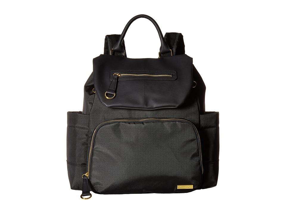 Skip Hop - Chelsea Backpack (Black) Backpack Bags