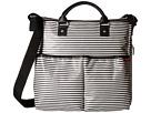 Image of Skip Hop - Duo Special Edition Diaper Bag (Black/White Stripe) Diaper Bags