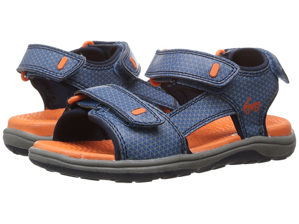 See Kai Run Kids - Jetty II (Toddler/Little Kid) (Blue) Boys Shoes