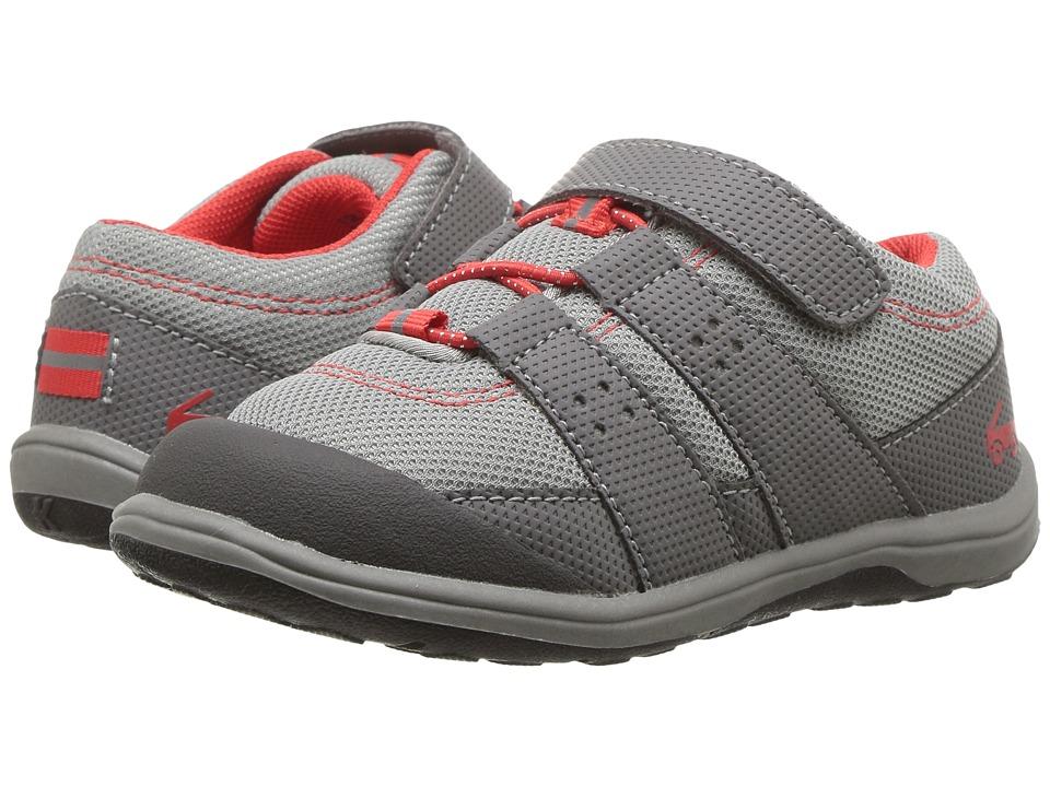 See Kai Run Kids - Rainier II (Toddler/Little Kid) (Gray) Boys Shoes