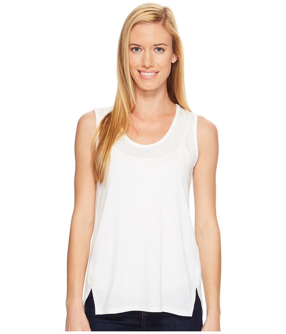 ExOfficio Wanderlux Tank Top (White) Women