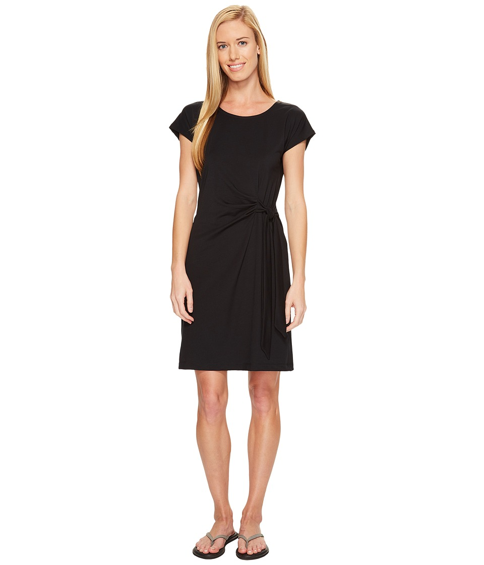 ExOfficio Salama Dress (Black) Women's Dress