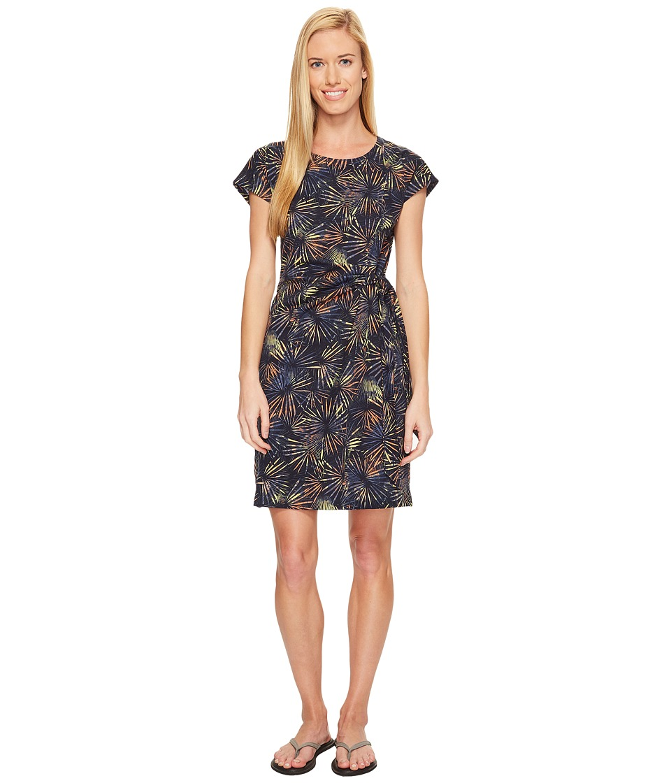 ExOfficio Salama Dress (Indigo) Women