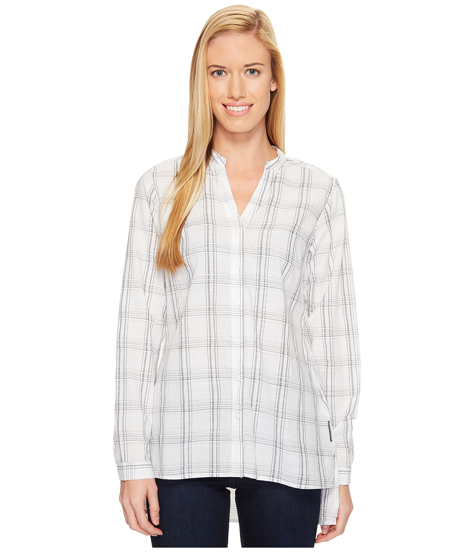 ExOfficio BugsAway Sevilla Long Sleeve Shirt (Carbon) Women