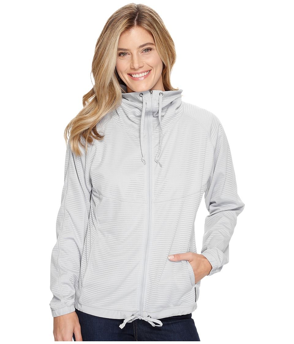 ExOfficio - BugsAway Sol Cool Jacket (Oyster) Womens Coat