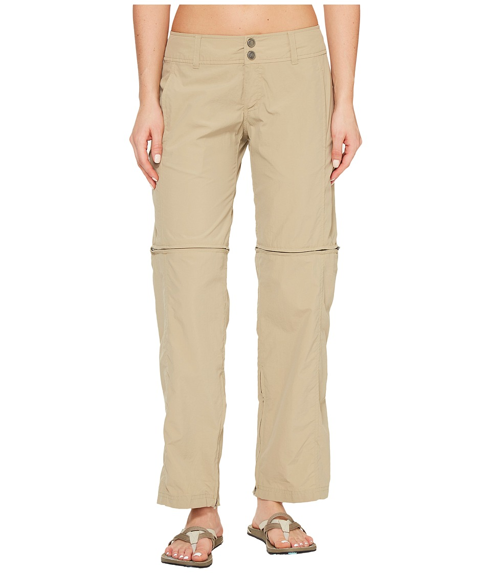 ExOfficio BugsAway Sol Cool Ampario Convertible Pants (Tawny) Women