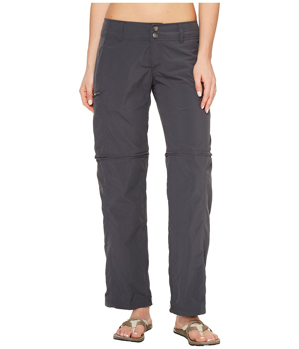 ExOfficio BugsAway Sol Cool Ampario Convertible Pants (Carbon) Women