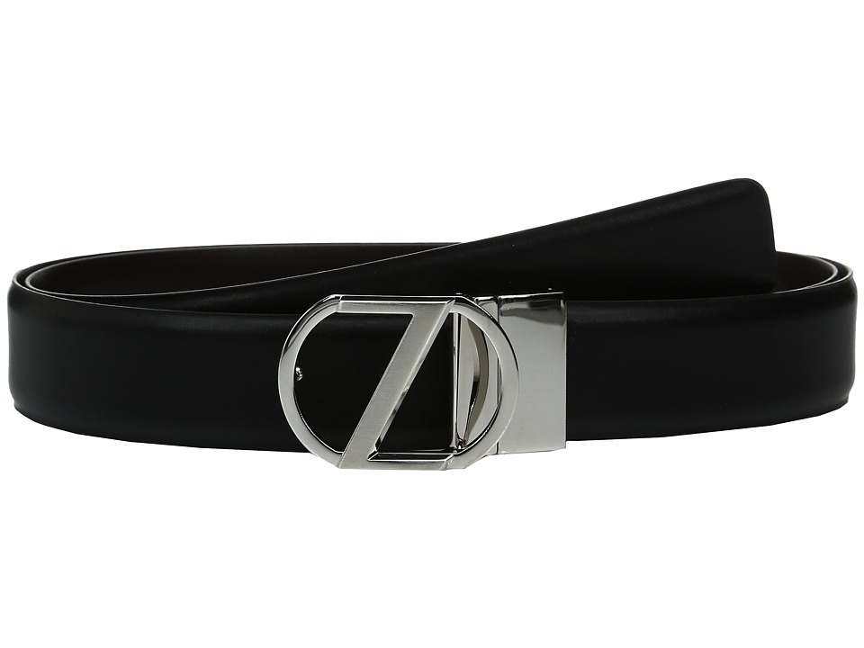 Z Zegna - Adjustable/Reversible BZDLW3 35mm Belt