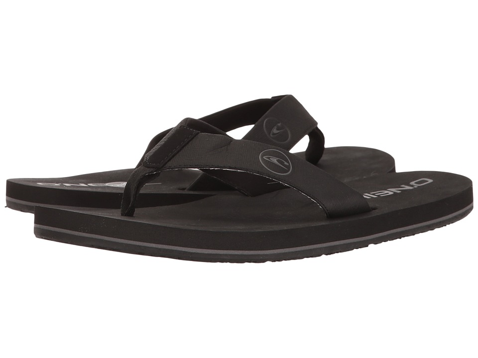 O'Neill - Breaker '17 (Black) Men's Sandals