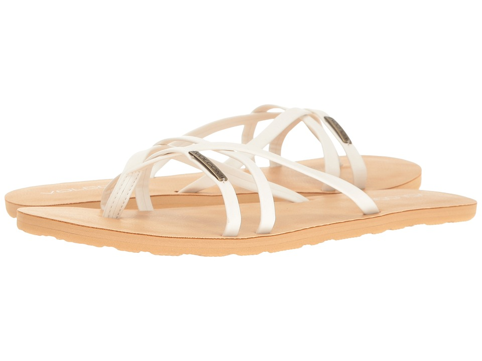 Volcom Lookout 2 (White) Sandals