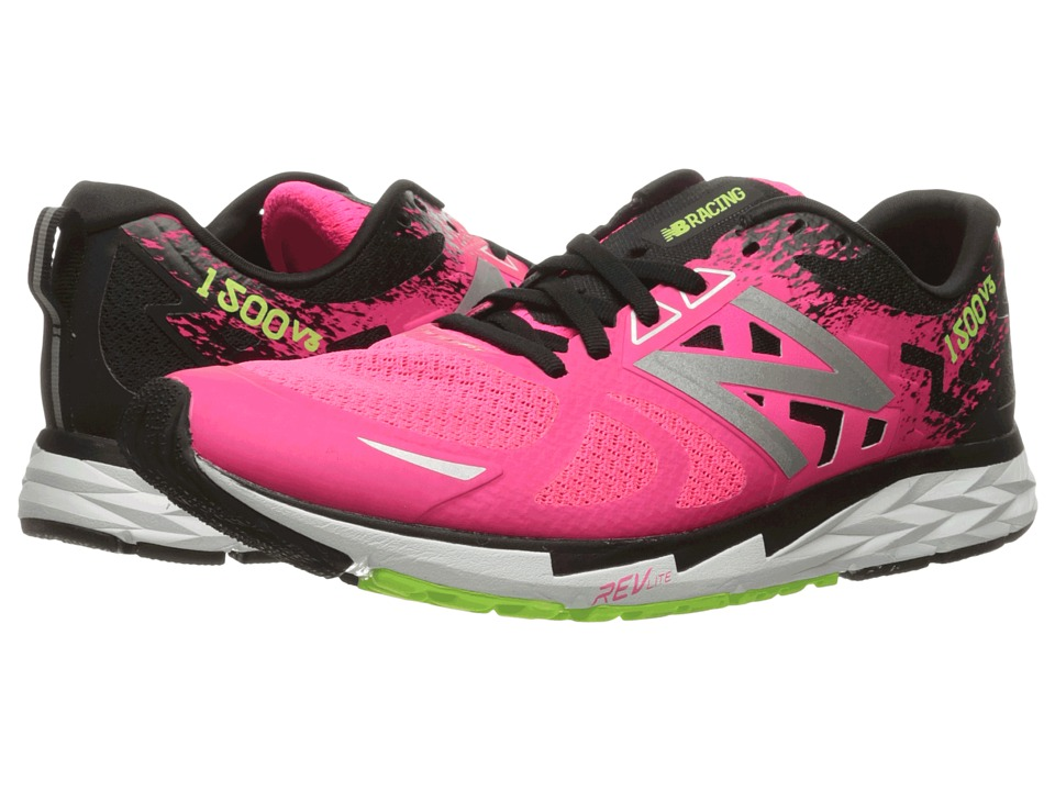 New Balance 1500v3 (Alpha Pink/Black) Women