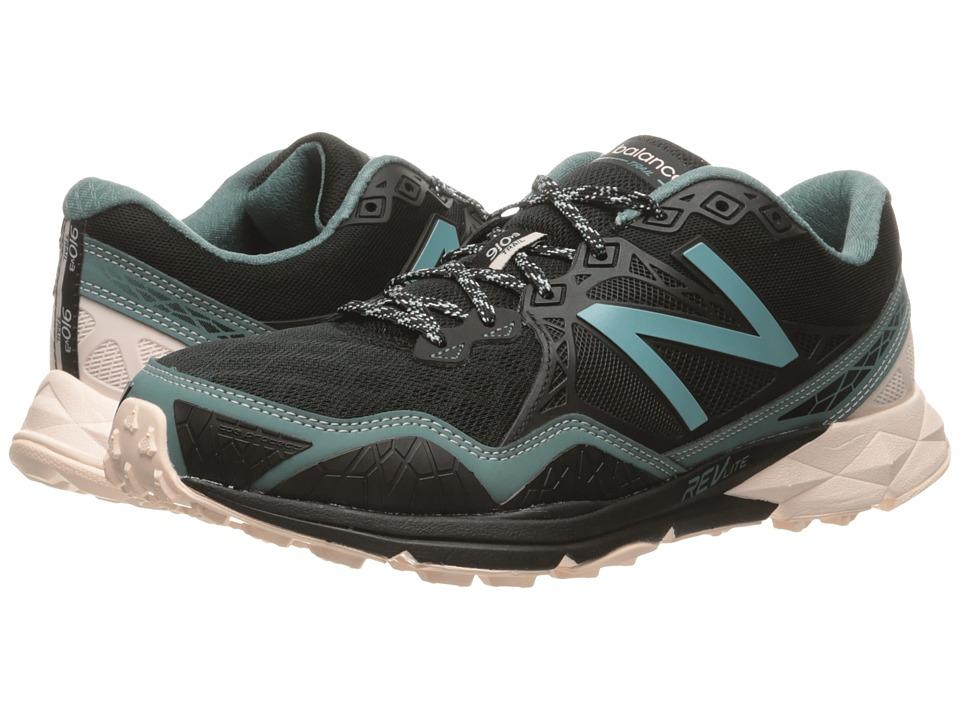 New Balance - T910v3 (Black/Bleached Sunrise/Alpha Pink) Womens Running Shoes