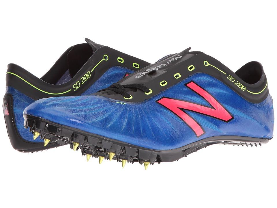 New Balance SD200v1 (Blue/Pink) Men's Running Shoes