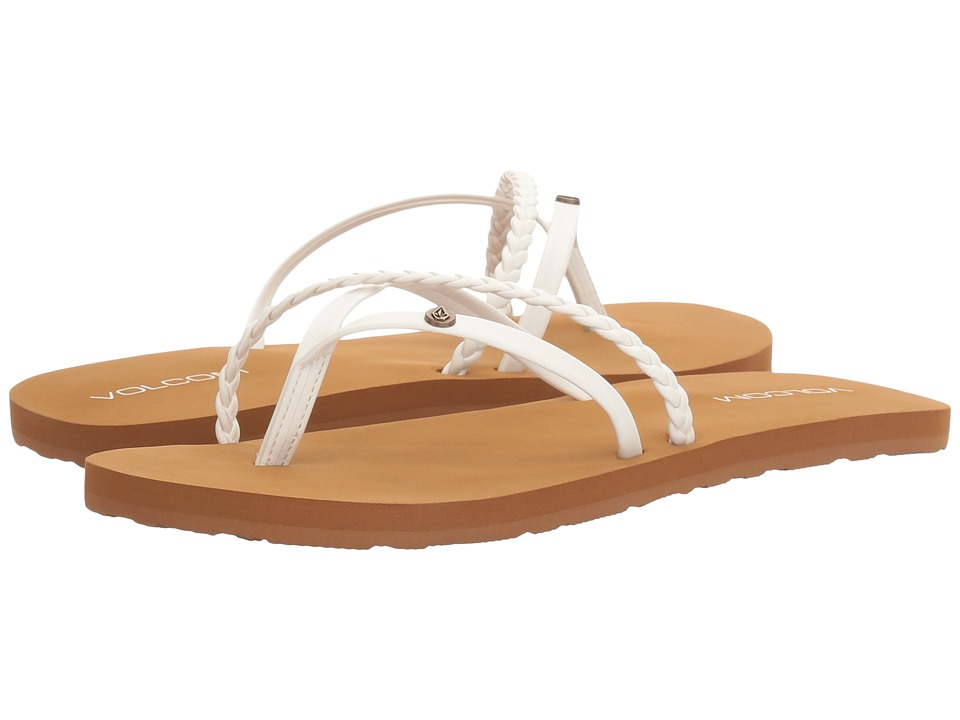 Volcom Thrills (White) Sandals
