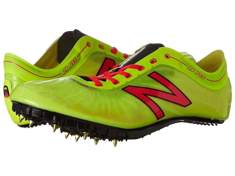 New Balance SD200v1 (Yellow/Pink) Women's Running Shoes