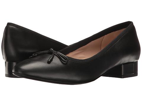 Clarks Eliberry Isla - Black Leather