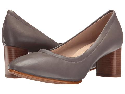 Clarks Grace Isabella - Dark Grey Leather