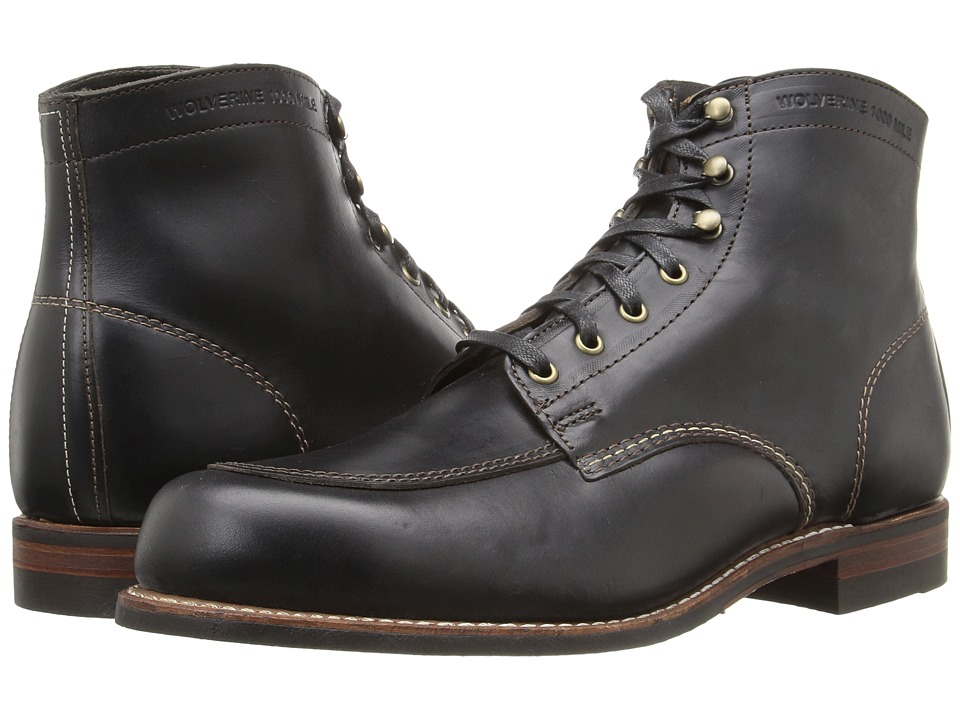 Wolverine Courtland (Black) Men