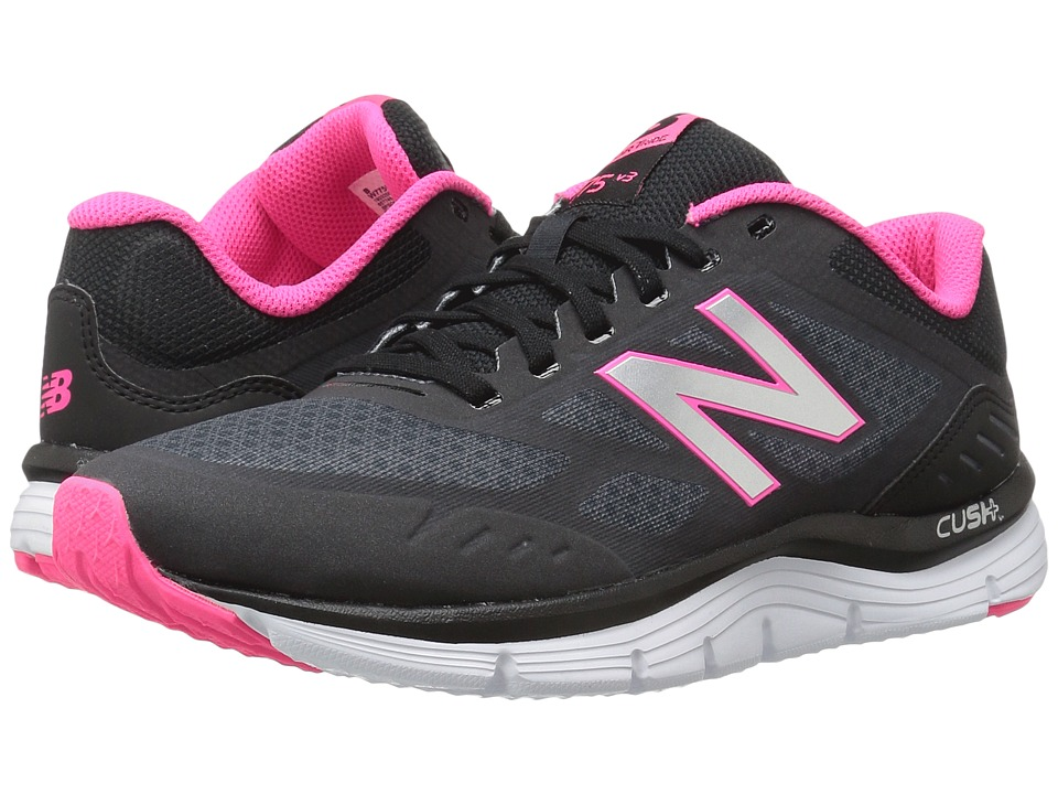 New Balance 775v3 (Thunder/Black/Alpha Pink) Women's Runn...