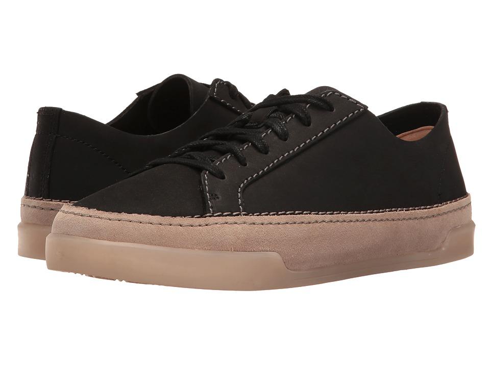 Clarks - Hidi Holly (Black Nubuck) Womens Shoes