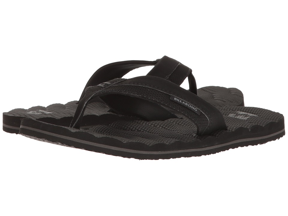 Billabong - Dunes Impact (Black) Men's Sandals