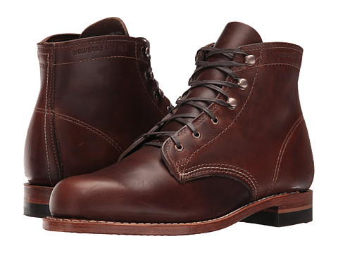 Wolverine Original 1000 Mile Boot - Brown