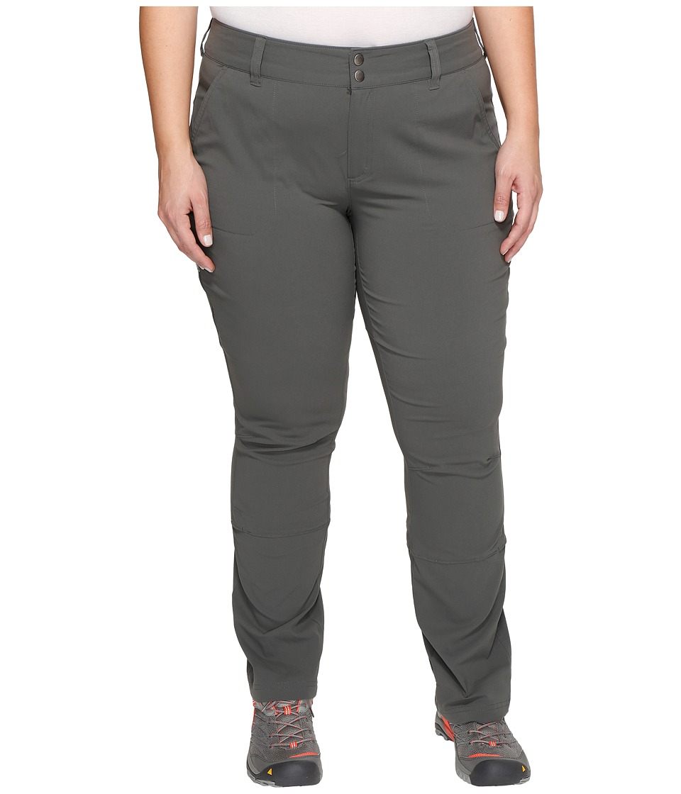 Columbia Plus Size Saturday Trail Pants (Grill) Women