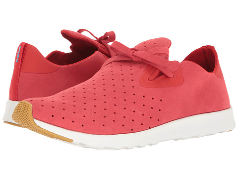 Native Shoes Apollo Moc - Torch Red/Shell White/Natural Rubber 2