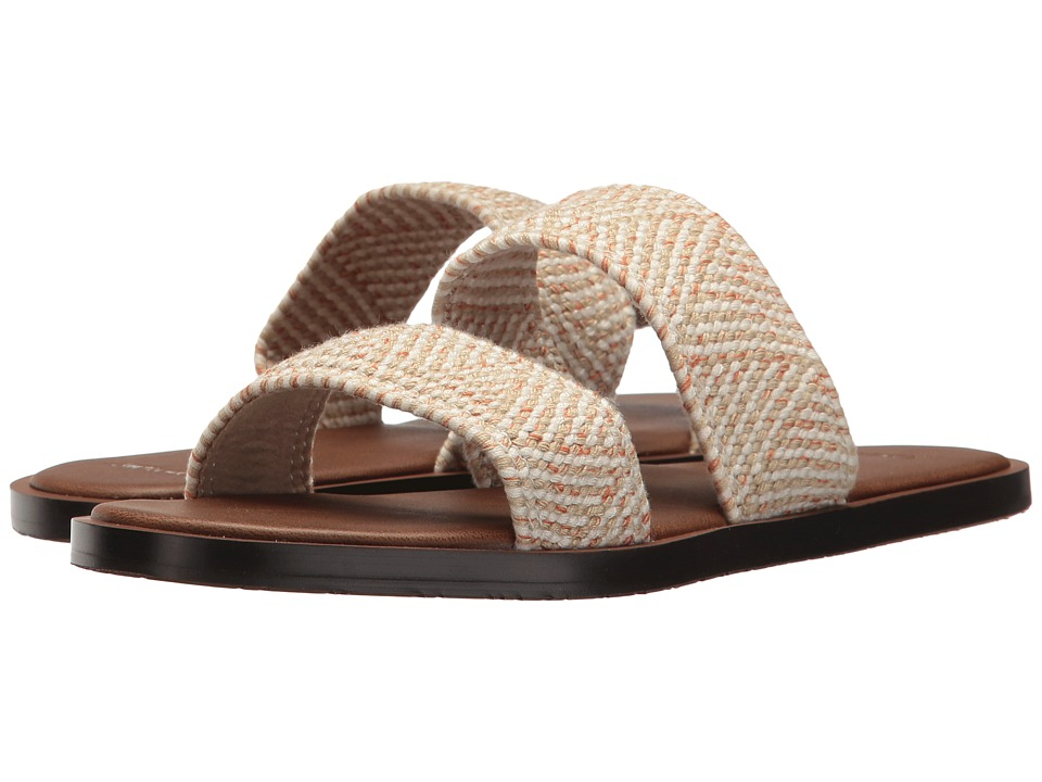 Sanuk - Yoga Gora Gora TX (Natural) Women's Sandals