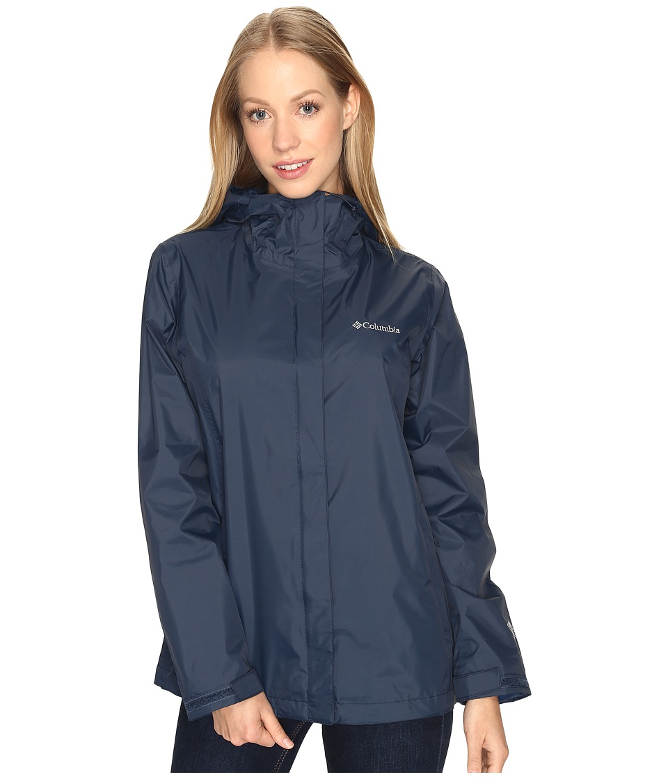 Columbia Arcadia II Jacket (Columbia Navy) Women