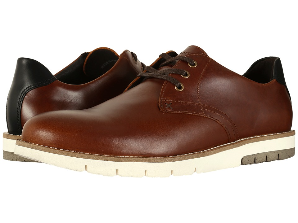 Wolverine Reuben (Dark Brown Leather) Men