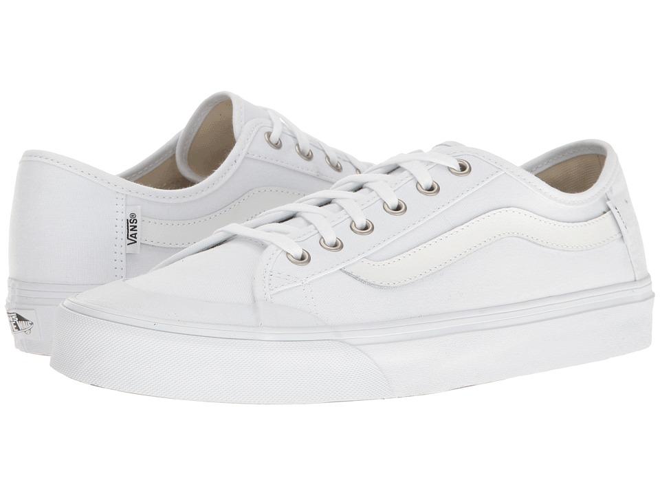 Vans Black Ball SF (White/White) Men