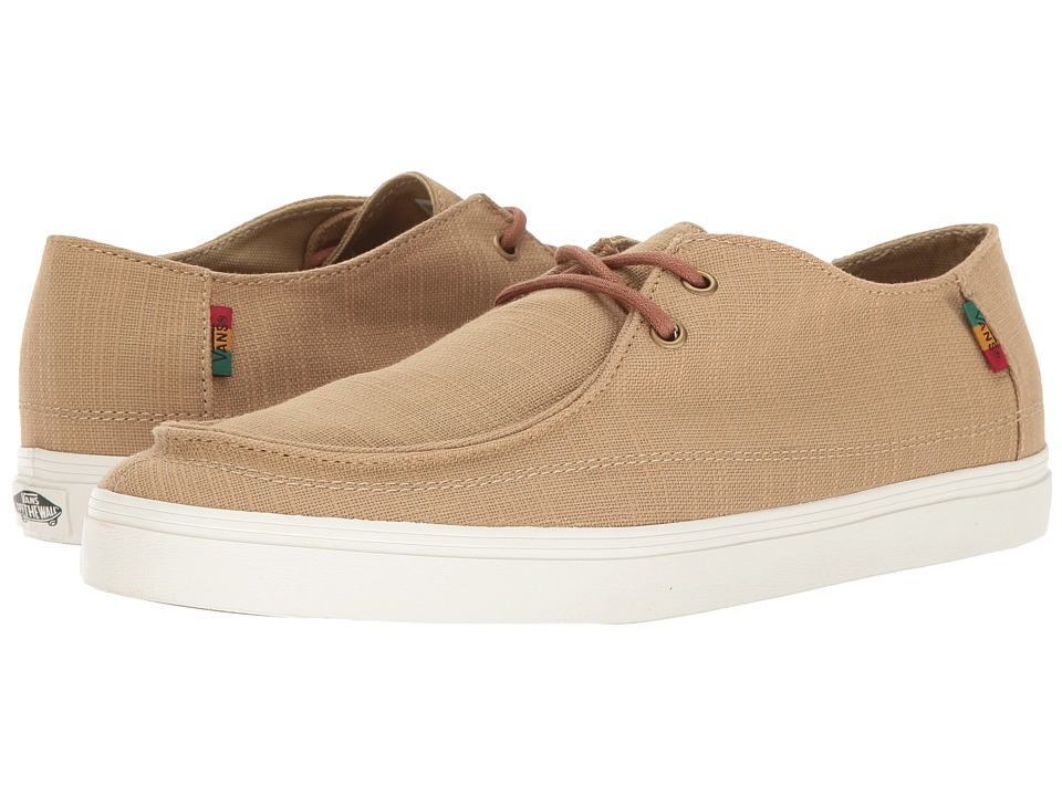 Vans Rata Vulc SF ((Hemp) Khaki/Rasta) Men's Shoes
