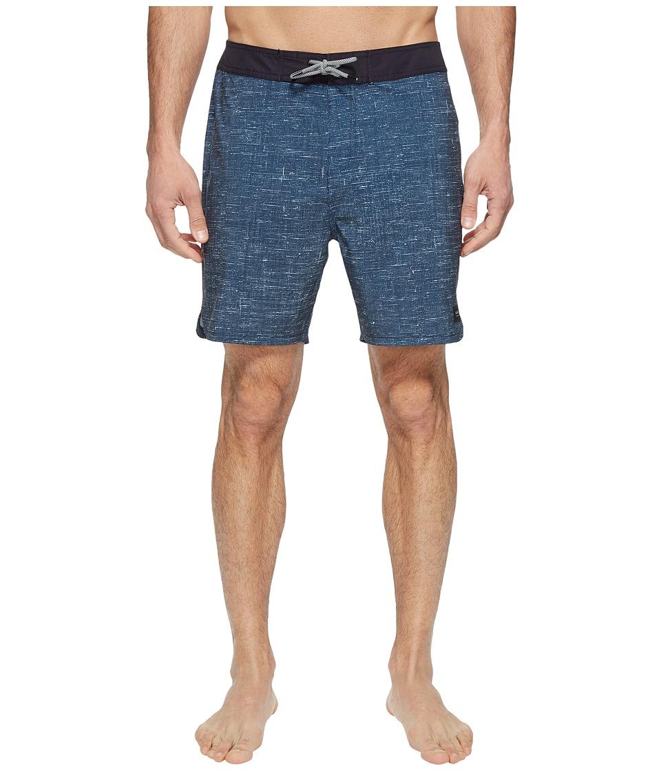 Globe Spencer 2.0 Boardshorts (Blue Shadow) Men