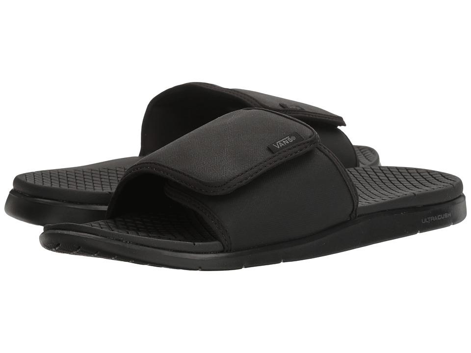 Vans UC Slide (Black) Men