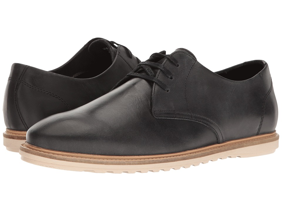 Wolverine Kirk Oxford (Black Leather) Men