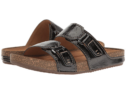 Clarks Rosilla Tilton - Black Patent Leather
