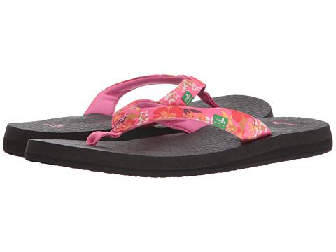 Sanuk Yoga Meta - Paradise Pink Waikiki Floral