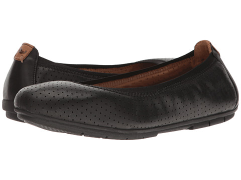 Clarks Un Tract - Black Leather