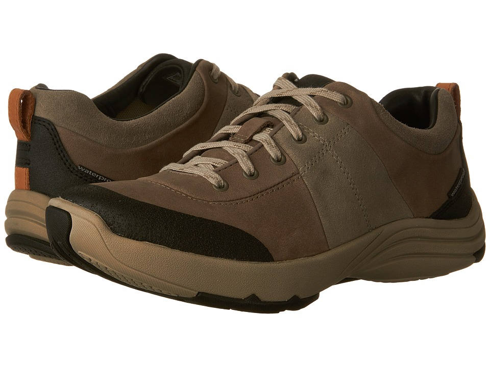 Clarks Wave Andes (Sage Nubuck) Women's Shoes