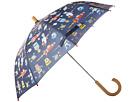 Space Aliens Umbrella