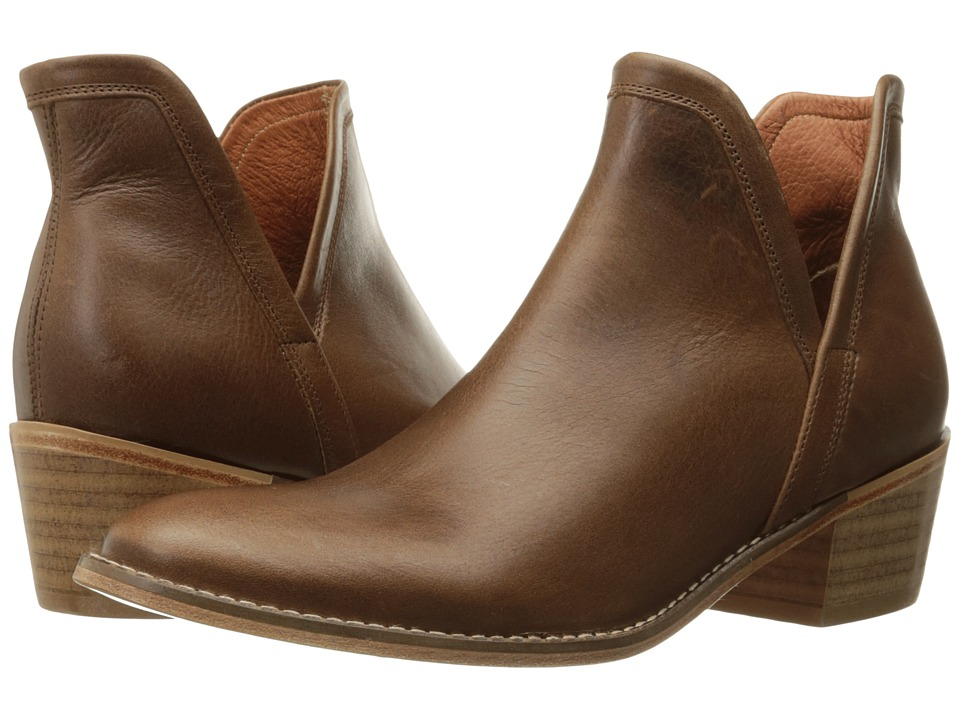 Wolverine Delaney Bootie (Brown Leather) Women