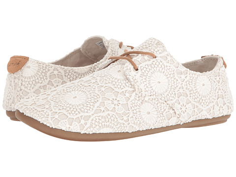 Sanuk Bianca Crochet - White/Oatmeal