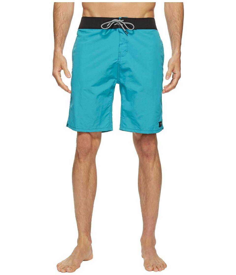 Globe Dana 20 Boardshorts (Aquamarine) Men