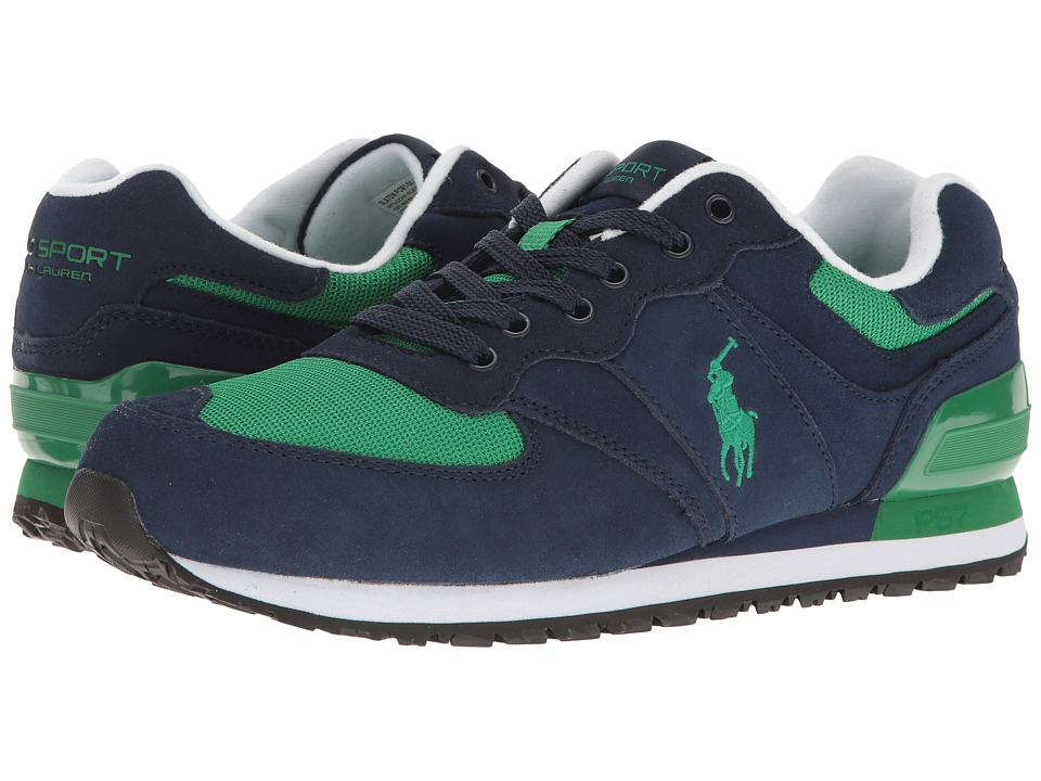 Polo Ralph Lauren Slaton Pony (Newport Navy/English Green) Men