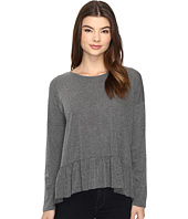 Brigitte Bailey - Primalia Long Sleeve Top with Ruffle