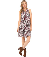 Brigitte Bailey - Jamila Printed Sleeveless Dress with Back Detail