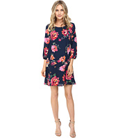 Brigitte Bailey - Bela 3/4 Sleeve Shift Dress